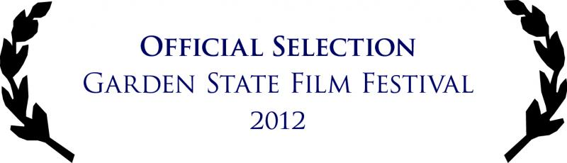 2012 Garden State Film Festival Movie Music Award